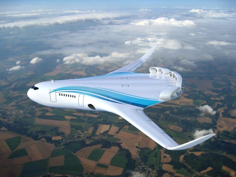 JAXA宣布将开发电动飞机 以减少温室气体排放