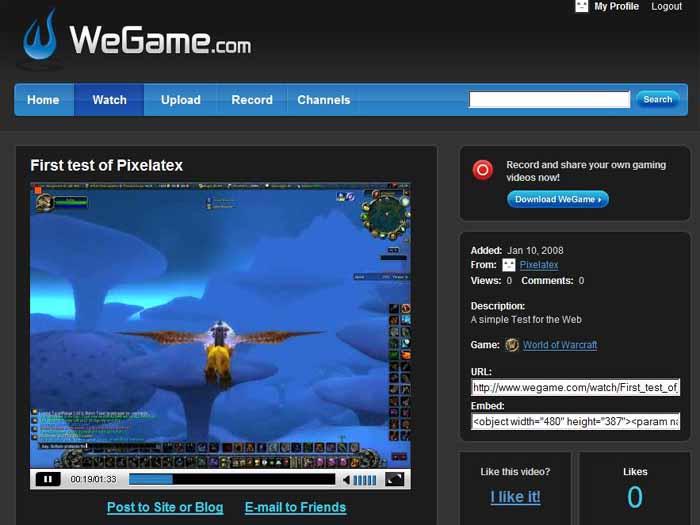 腾讯将推全球版PC游戏市场WeGame 与Steam竞争