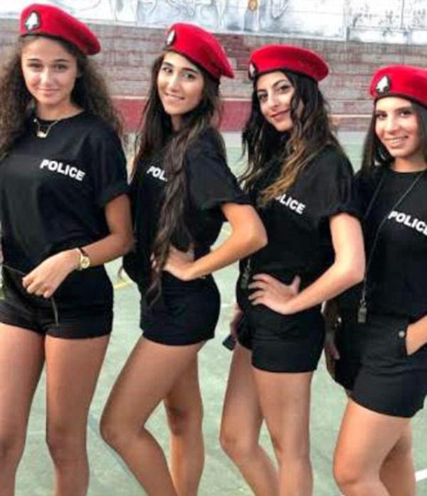 黎巴嫩女警被要求穿短裤提升地方吸引力引争议