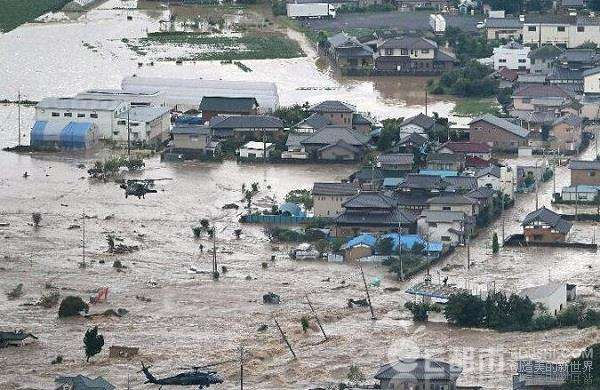 日本关西大暴雨导致松下、雅玛等多家企业停工