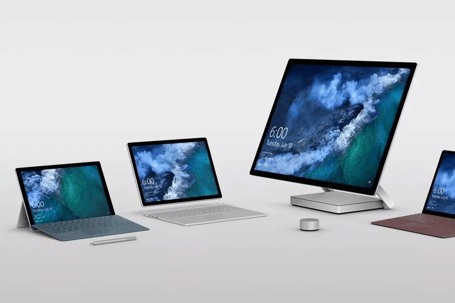 "Surface官方发推""Surface接下来将何去何从?"""