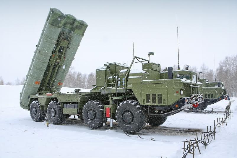 俄S400新导弹能打卫星 给要主导太空的美国当头一棒?