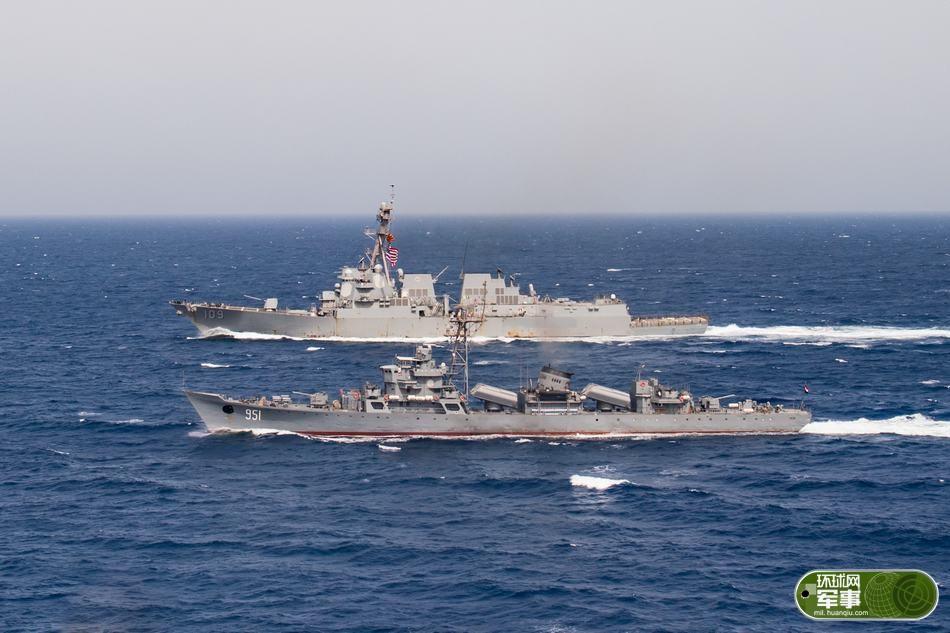 美军宙斯盾舰一名女兵身亡 军方拒绝透露细节