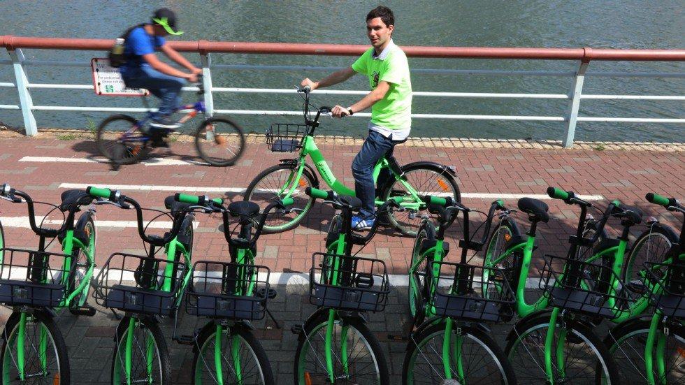 香港首个共享单车Gobee.bike宣布关闭