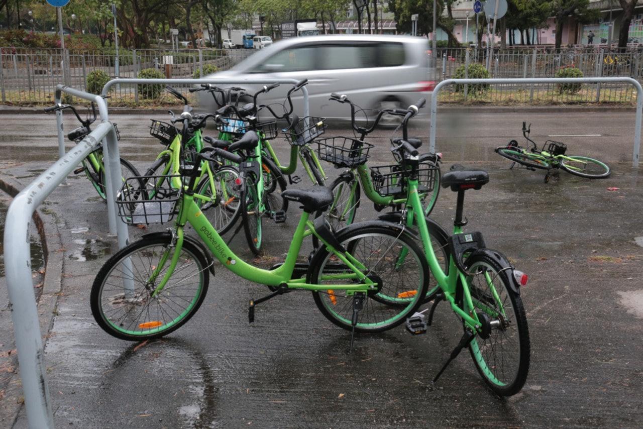 香港首家共享单车公司宣布下周结束营业 起家至今仅15个月