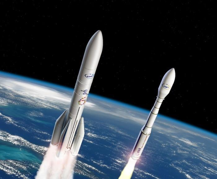 欧空局准备测试世界上最大的固体火箭发动机