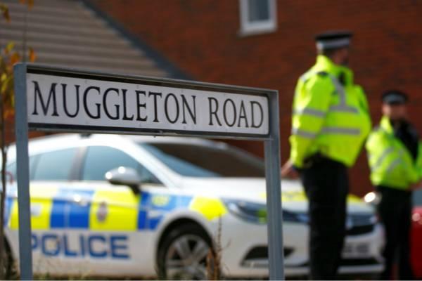 英国中毒女子死亡 其伴侣情况危急