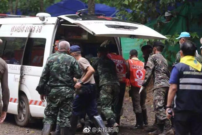 泰国少年足球队已有8人获救!背后这些故事看湿了眼眶……