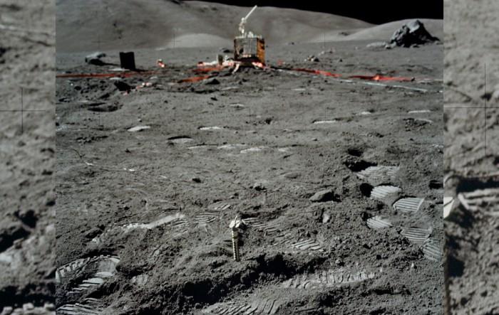 "NASA恢复""丢失""的阿波罗月球热探测数据"