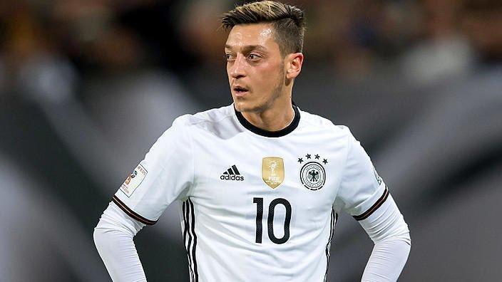 厄齐尔将宣布退出德国队!已彻底和德国足协闹翻