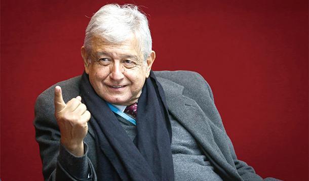 洛佩斯锁定总统宝座 墨西哥第一VS美国第一胜算几何