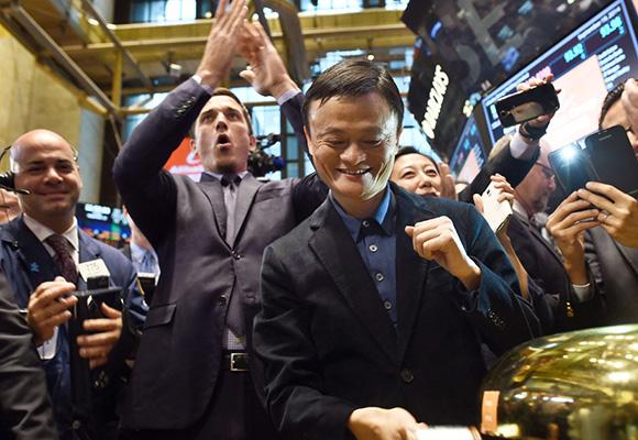 改革开放40年:那些在纽交所上市的中国企业