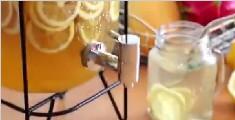 自制柠檬酵素,这个夏天能不能白成一道光