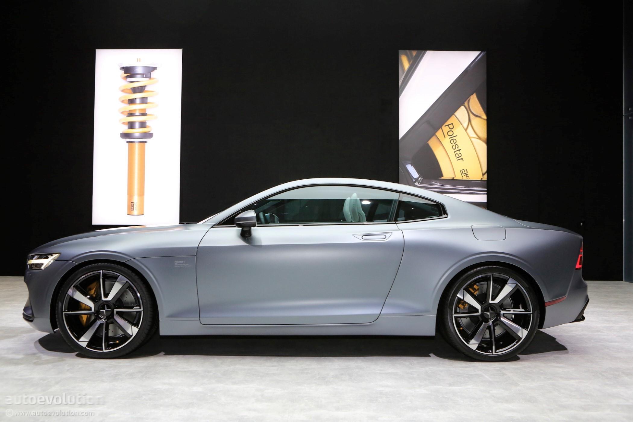沃尔沃电动汽车品牌Polestar任命美国区总裁