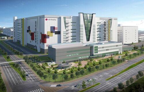 LG将在广州设立合资公司生产大尺寸OLED电视面板
