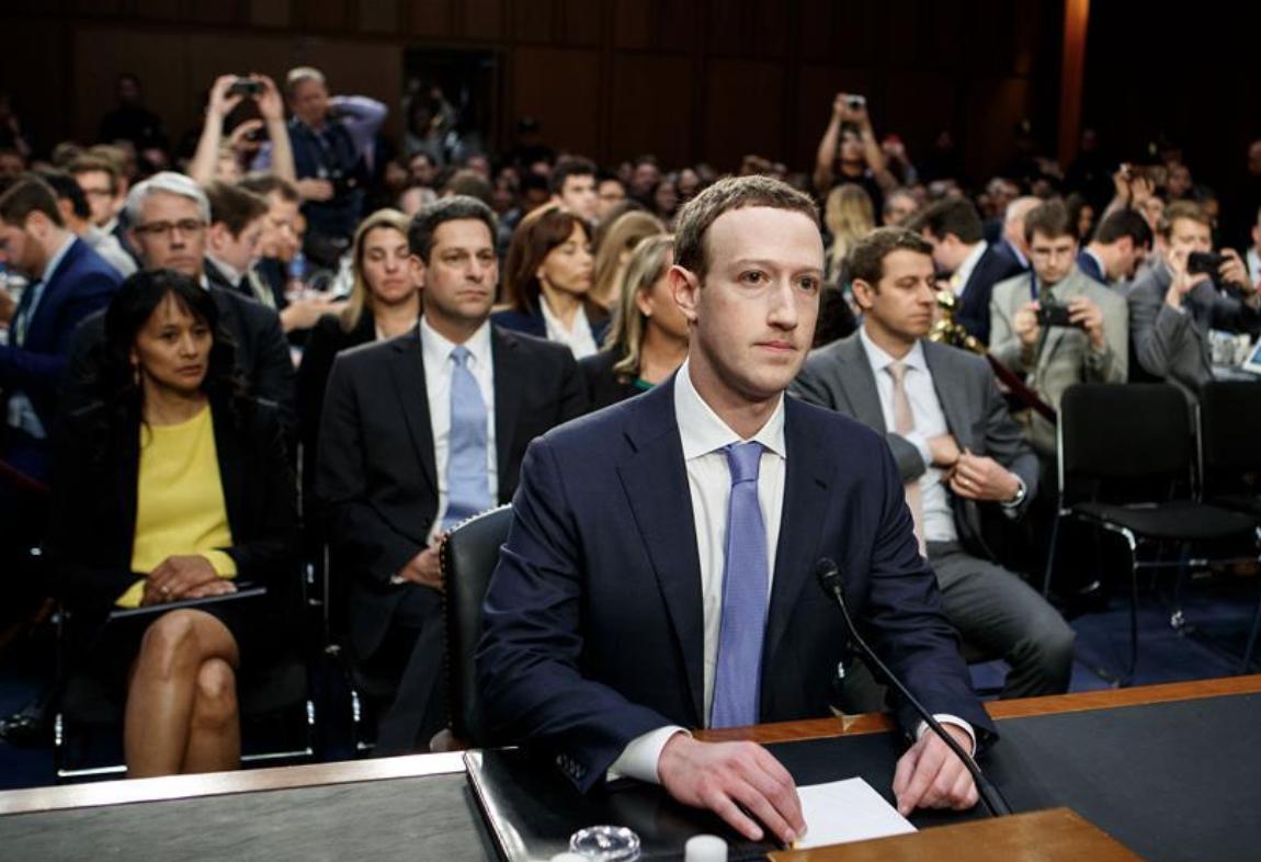 """脸书首张""""数据泄密丑闻""""罚单:金额66.4万美元"""
