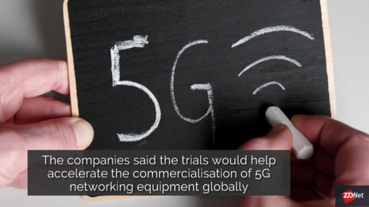 华为、英特尔与中国移动共同完成5G互操作测试
