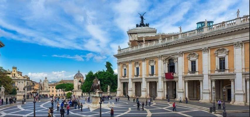 福利!只需5欧元 一年内无限制参观罗马市立博物馆