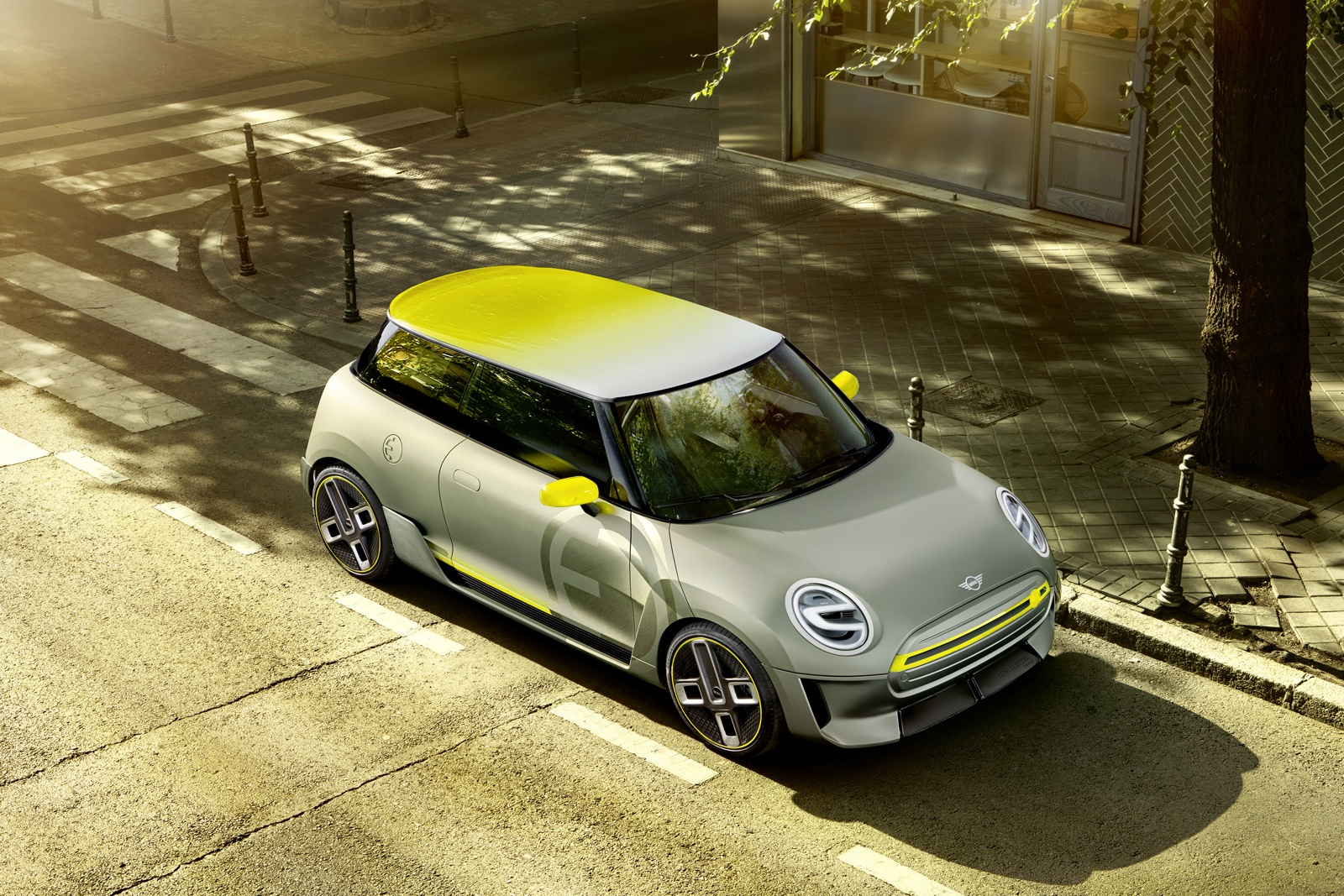 宝马与长城签署合资协议 在华生产MINI电动汽车