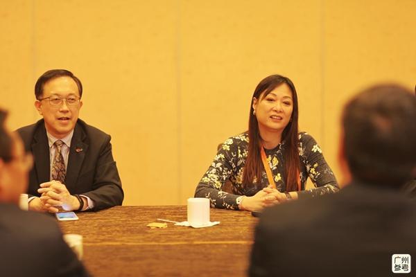 狮城办峰会,大咖议广州