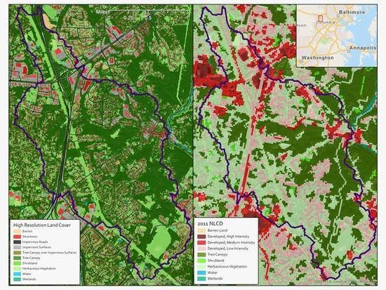 AI可生成高分辨率地图 它将如何预防自然灾害?