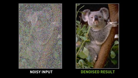 NVIDIA开发出AI降噪系统:模糊照片瞬间变清晰