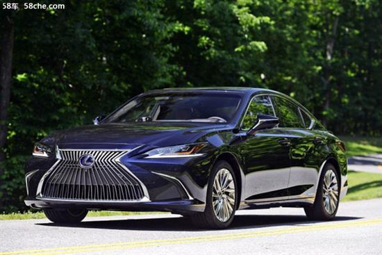 雷克萨斯新ES或7月26日上市 推8款车型