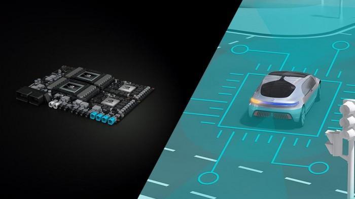 英伟达与博世和戴姆勒合作开发自动驾驶汽车技术