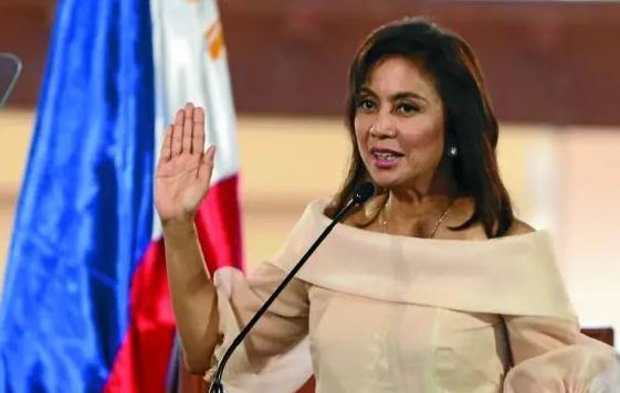 """杜特尔特:菲律宾副总统是""""无能力的"""""""