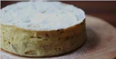 微波炉版红薯蛋糕 没有烤箱也能做的低脂甜点