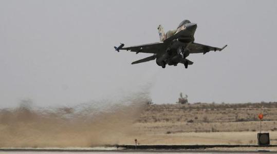 外媒:报复无人机越境,以战机空袭叙军事目标