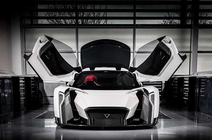 英国造车新势力宣布将量产10台纯电动超跑
