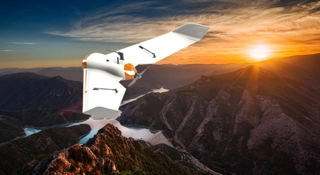 理想中的测绘无人机什么样?