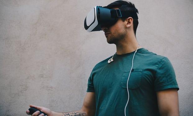 不要小看科技的作用VR治疗精神疾病或大有作为