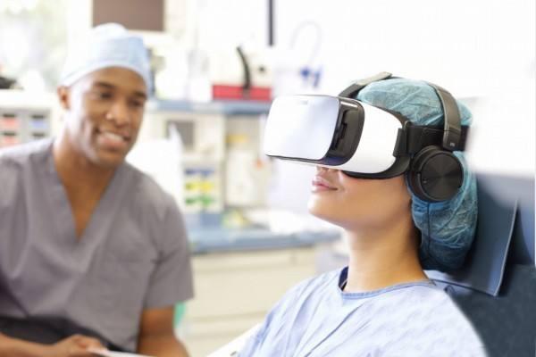 VR治疗精神疾病有显著效果