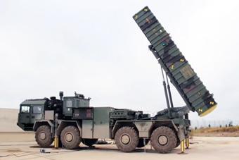 """土耳其测试新型弹道导弹 """"山寨""""了中国武器"""