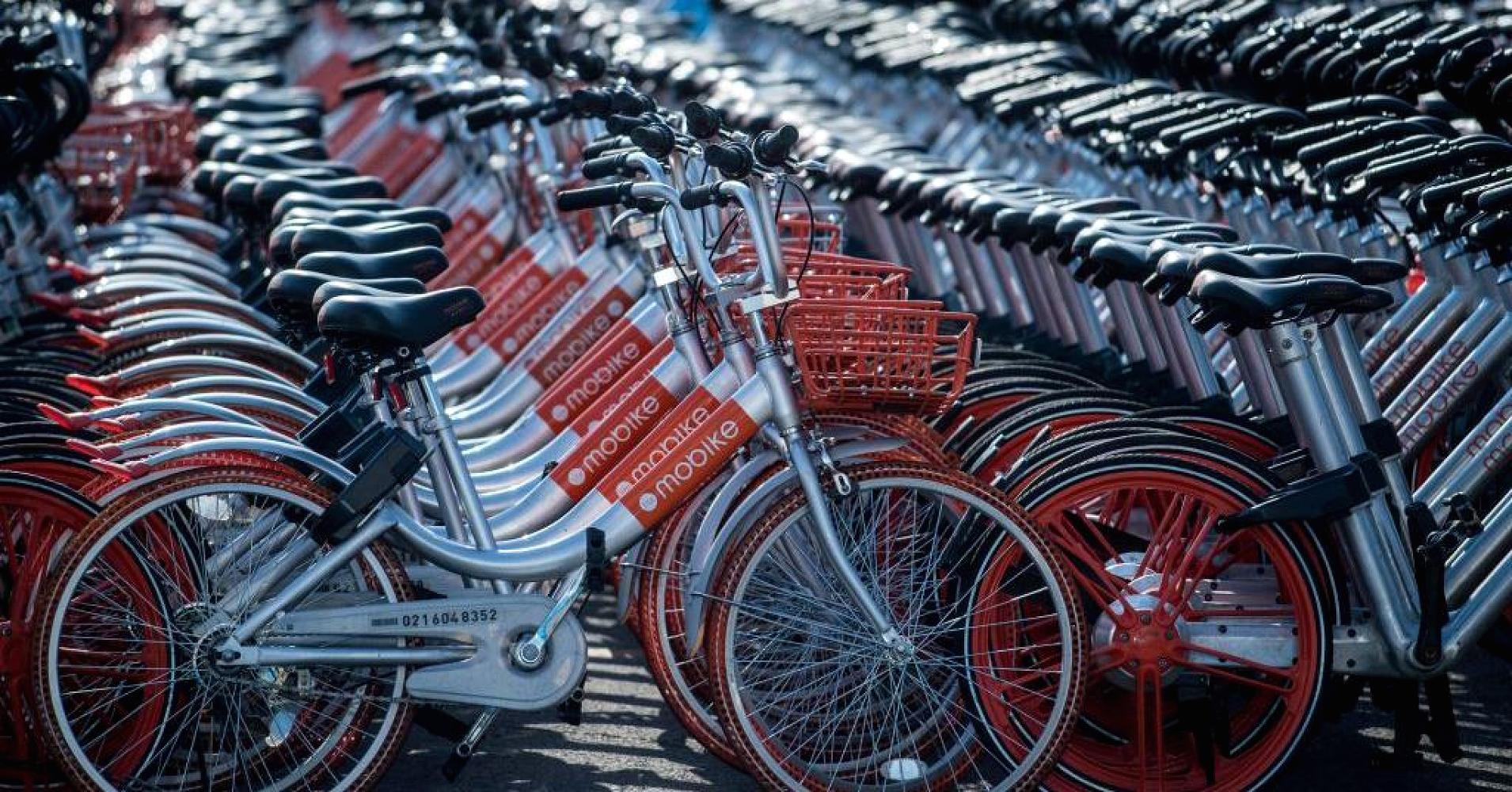 中国共享单车热潮渐退 印度欲引进自行车技术提振制造业