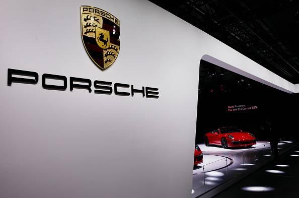 保时捷计划30%-50%车型阵容实现电动化