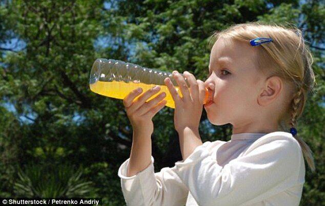 英卫生部:能量饮料副作用大 应禁止少年儿童饮用