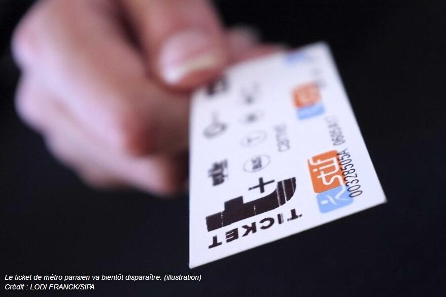 巴黎将逐渐取消纸质地铁票 推行可充值通游卡