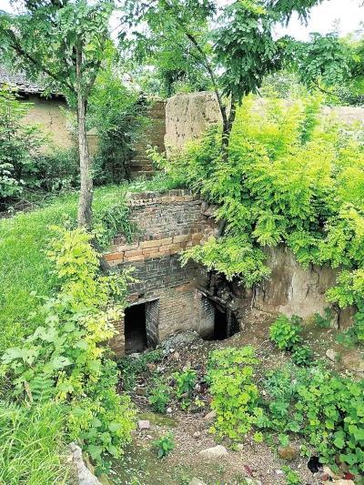 河南一村庄地下藏500年以上迷宫:为躲避战乱(图)