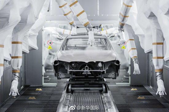 宝马电动车首款纯电动车型将在中国东北投产