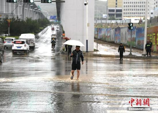 华北将迎强降雨 国家防总、水利部下发通知加派工作组