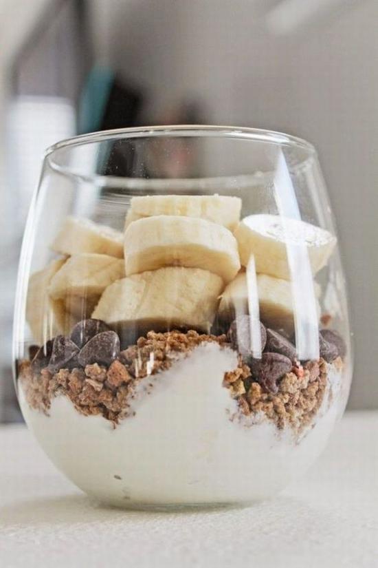 燕麦酸奶 图片来源pinterest@SOCIETY19