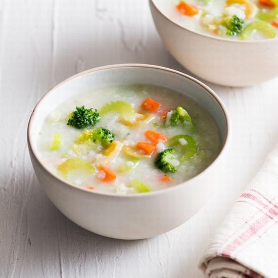 蔬菜粥 图片来源www.foodandwine.com