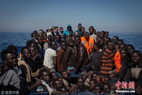 意大利与利比亚达成难民遣返协议 重金输出难民