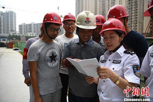 应急管理部警示建筑业安全生产:今年事故量上升4.3%