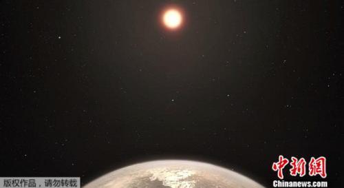 """地球""""表亲""""具温和气候和水 或有生命存在"""