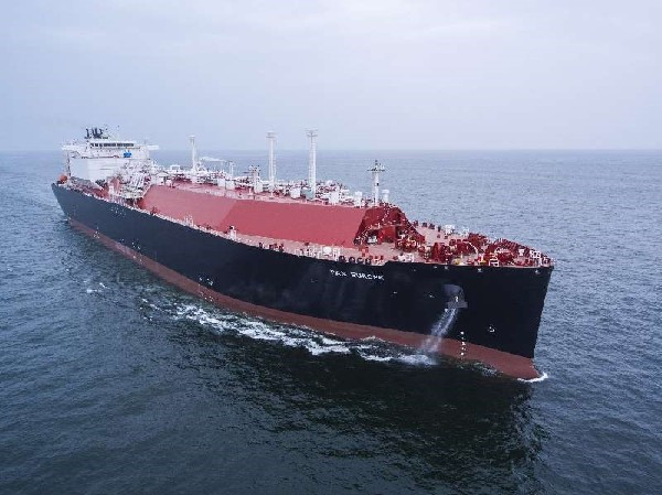 """登上""""造船业上的明珠""""——柯蒂斯项目LNG运输船"""