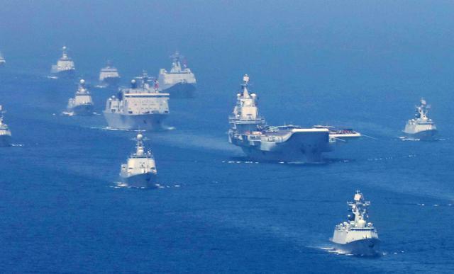 澳媒:中国海军已成令人敬畏力量 有很长路要走